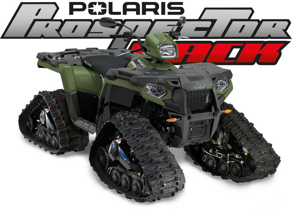 Polaris Sportsman Prospector vihreä