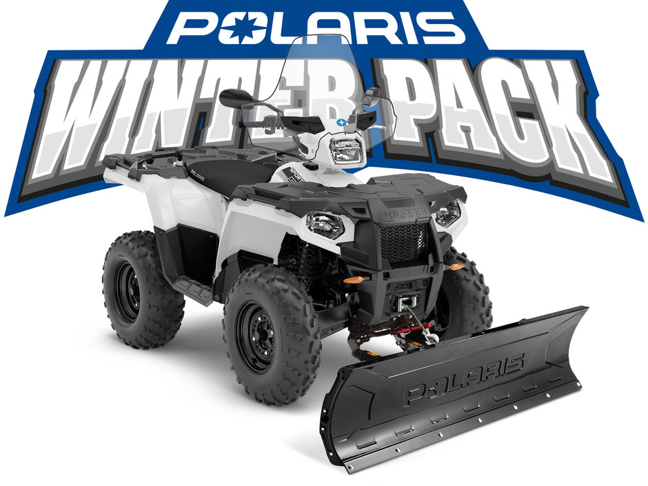 polaris mönkijä winter pack