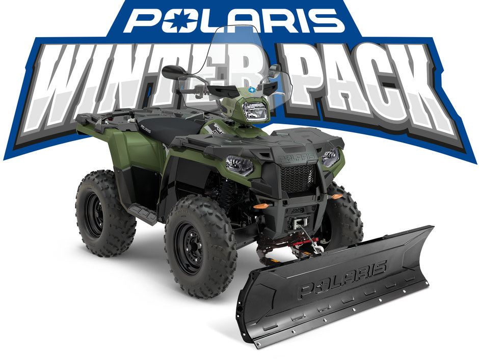 Polaris Winter pack mönkijä