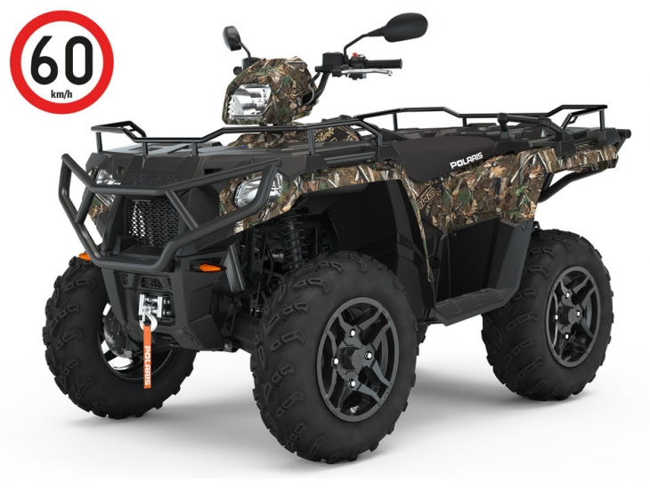 2020 POLARIS SPORTSMAN 570 EPS HUNTER SE T3B</br>10 990 € + tk