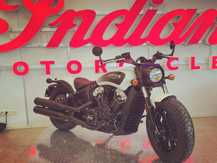 2020 Indian Motorcycle</br>Scout Bobber</br>17 990 € + tk