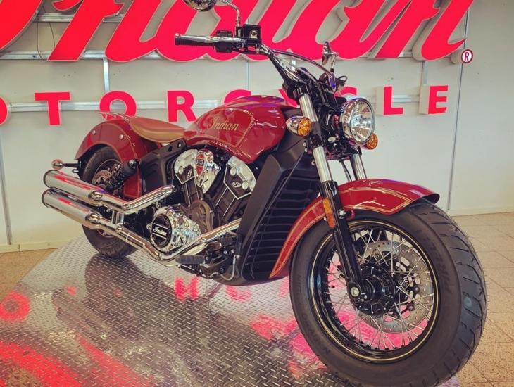 2020 Indian Motorcycle Scout 100th Anniversary Edition</br>1kpl heti toimitukseen TARJOUSHINNALLA</br>18 490 € + tk